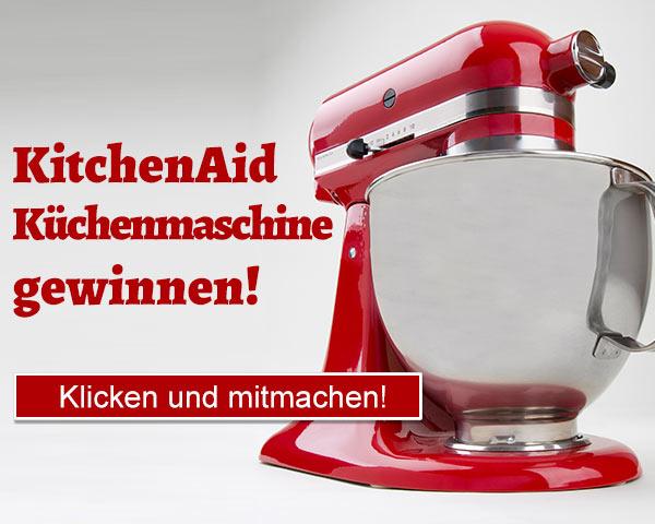 kitchenaid verlosung